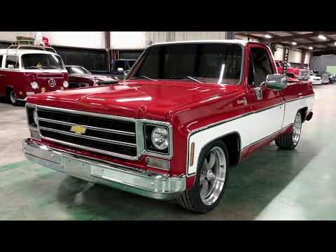 1978 Chevrolet C10 (CC-1412034) for sale in Sherman, Texas