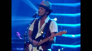 "Bruno Mars ""Marry You"" HQ Las Vegas MGM Grand"