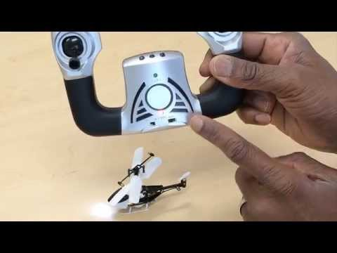 Samurai Micro RC Helicopter Review