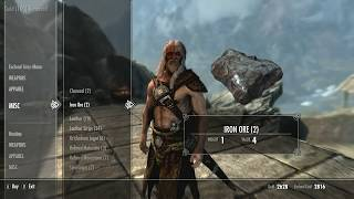 Where to buy Materials for Smithing in Whitern - Skyrim