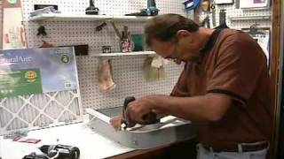 The Down to Earth Woodworker - A Cheap Trick