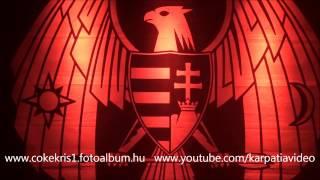 preview picture of video 'KÁRPÁTIA MEZŐKÖVESD HUSZÁR  2015 02 14'
