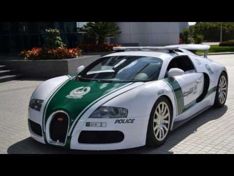 Overwhelmed With The World's Fastest Supercar Of The Dubai Police