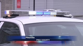 Pike County man arrested on drug trafficking charges