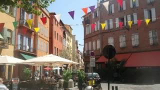 preview picture of video 'Perpinyà - Perpignan - Catalunya Nord - Rosselló -  Vila de Perpinyà - Catalunya - France'