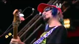 Frenzal Rhomb - Punch In The Face (Big Day Out 2005)
