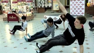 Смотреть онлайн Как научиться танцевать брейк-данс для начинающих