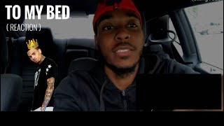 Chris Brown - To My Bed (Official Video) – REACTION