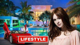 Karen Gillan Lifestyle ★ New Boyfriend, Husband, Age, Instagram, House, Family & Biography