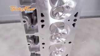GenX 255 Square Port Cylinder Head - Trick Flow Specialties