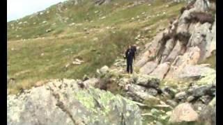 A trip to Dulyn Bothy, Carnedds, North Wales
