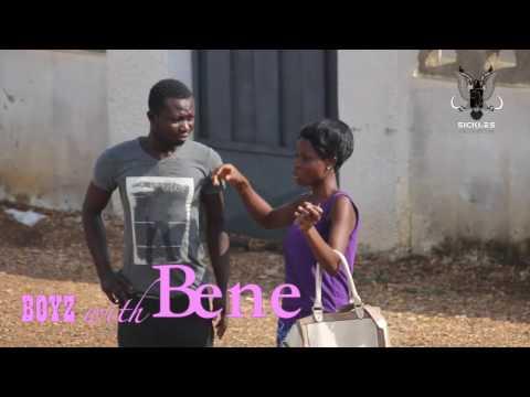 Asking Boy for Sex in Ghana.