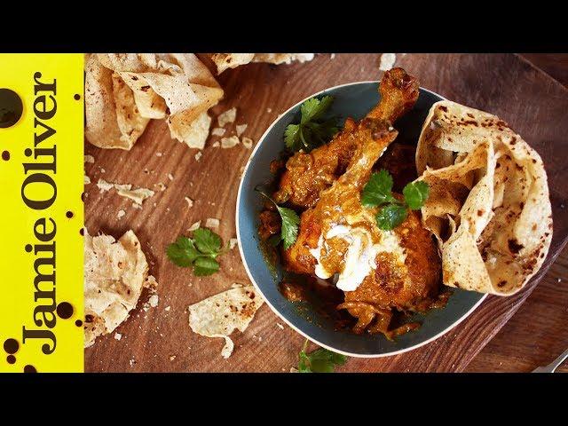 Quick Chicken Korma Mallika Basu Jamie Oliver