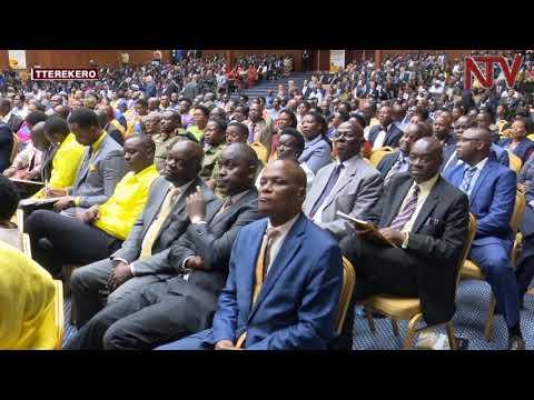 OKWOGERA KWA MUSEVENI: Ababaka boogedde bye basuubira