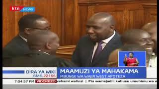 Mbunge wa Wajir West apoteza kiti chake