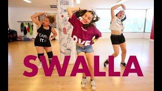 SWALLA - Jason Derulo | Choreography Lydia Martorell - Little Beat Kids/Junior Class