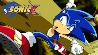 [OFFICIAL] SONIC X Ep66 - Clash in the Cloister