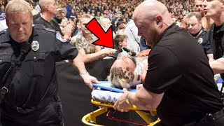 11 WWE Wrestlers That Were Close To DYING In The Ring!