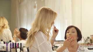 видео макияж марины борщевской
