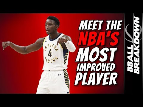 Meet The NBA's MOST IMPROVED PLAYER
