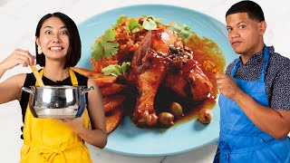 Can This Chef Follow A Recipe In A Different Language? •Tasty