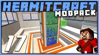 HermitPack | Ep 17 | THE SCIENCE OF SQUID! || Minecraft 1.10 Modded