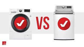 Top Load vs Front Load Washer - Ultimate Washing Machine Showdown