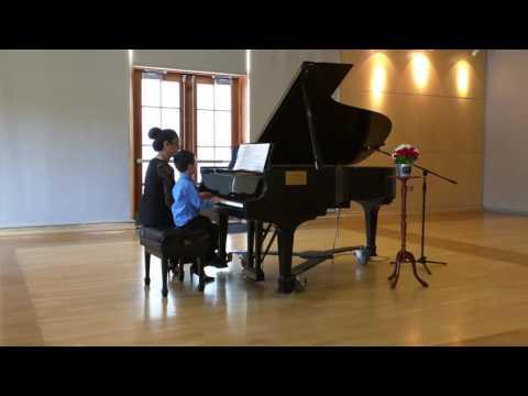 Teacher-student duet Virginia 2016