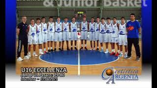 U16 E: VL Pesaro – JBR highlights