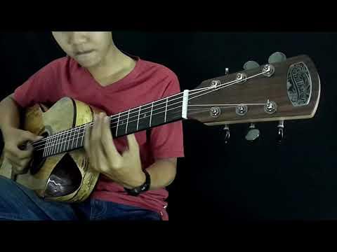 Boutique Guitars - Batiksoul Parlor Spalted Mango Limited Edition - Part 1