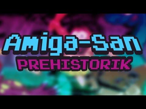 prehistoric amiga game