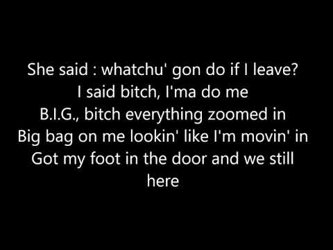 YG feat. 2 Chainz, Big Sean & Nicki Minaj - Big Banks ( Lyrics )