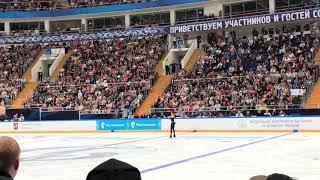 Alina Zagitova - Test Skates - FS