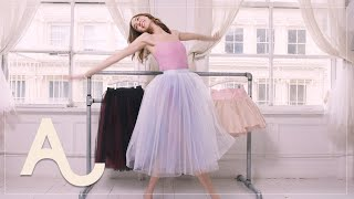 Alexa Chung Learns How To Do A Ballet Workout | ALEXACHUNG