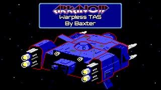"""TASBot plays NES Arkanoid """"warpless"""" in 12:26.8 by Baxter"""