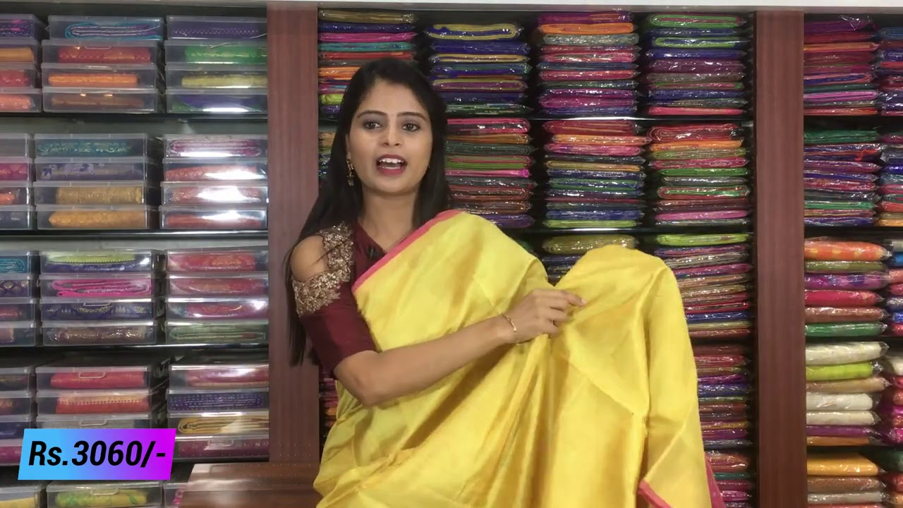 "<p style=""color: red"">Video : </p>Uppada Sarees Collections In Low Price 