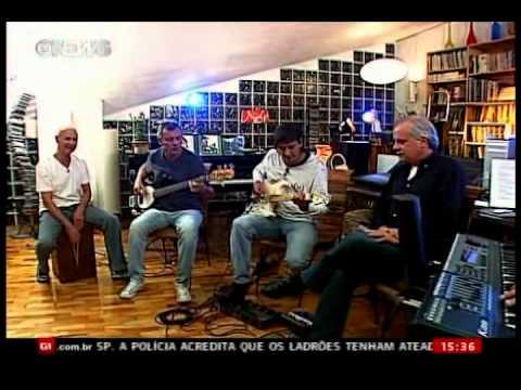 14 Bis - Todo Azul do Mar - Sarau Globo News