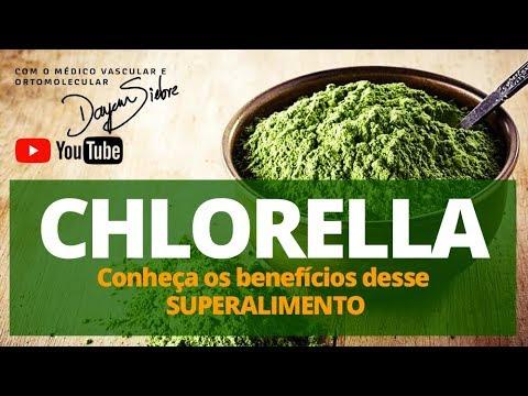 Chlorella. Conheça os benefícios desse superalimento | Dr. Dayan Siebra