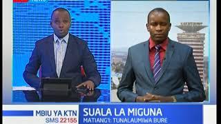 Mbiu ya KTN: Matiang'i, Kihalangwa na Boinnet wahojiwa kuhusu suala la Wakili Miguna Miguna