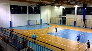 preview picture of video 'Porębska Liga Futsalu - e-poreba.pl vs. TradePol'