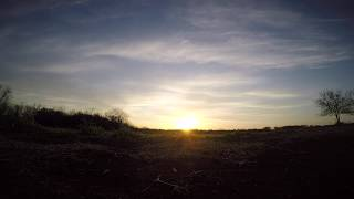 Sunrise session on an iFlight DC5 Titan DJI FPV