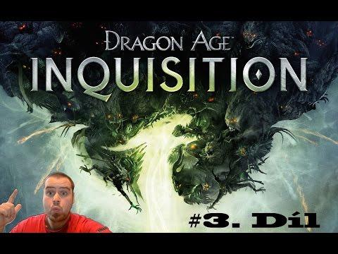 Dragon Age Inquisition | Let's Play CZ/SK | Krásné přivítaní | 3.díl | Pc gameplay