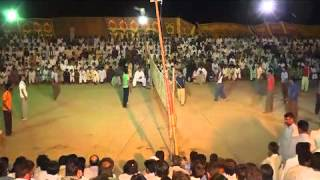 preview picture of video 'Shooting volleyball match at Chak no.3NB bhalwal'