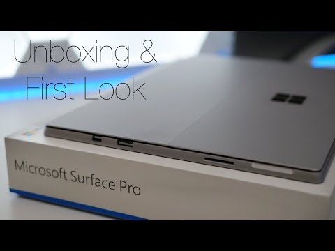 2017 Surface Pro