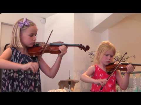 Geige lernen mit 4 Jahren