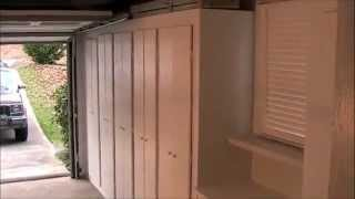 Building Rather Than Buying Garage Storage Cabinets