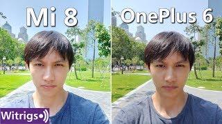 OnePlus 6 vs Xiaomi Mi 8 Camera Test   Camera Review   Low Light Photo Comparison