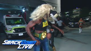 24/7 Champion R-Truth is chased into the night: SmackDown LIVE, May 21, 2019