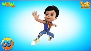 Vir: The Robot Boy - Compilation #5 - As seen on Hungama TV