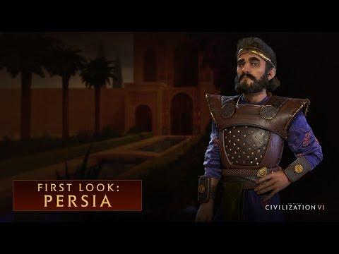 CIVILIZATION VI – Les Perses de Civilization VI